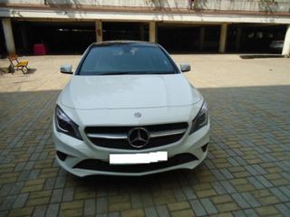 2014 Mercedes-Benz CLA 200 CDI Sport
