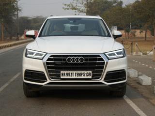 2018 Audi Q5 Technology 2.0 TFSI