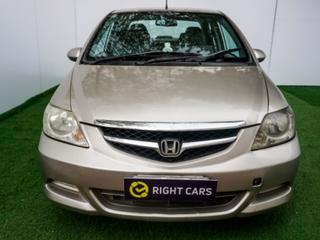 2008 Honda City EXi
