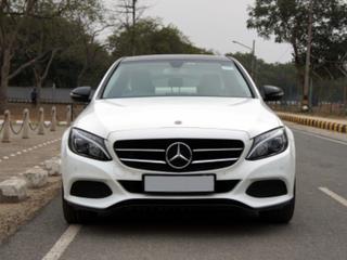 2018 Mercedes-Benz New C-Class C 220d Avantgarde Edition C