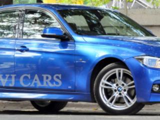 2017 BMW 3 Series 320d M Sport