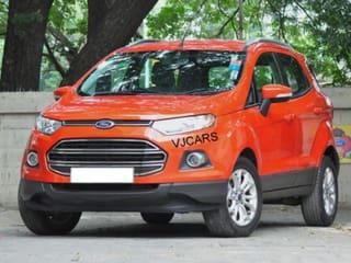 2015 Ford Ecosport 1.5 Ti VCT AT Titanium