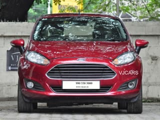 2015 Ford Fiesta 1.5 TDCi Trend