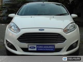2015 Ford Fiesta 1.5 TDCi Titanium