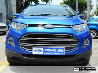 2014 Ford EcoSport 1.5 TDCi Titanium Plus