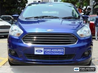 2016 Ford Figo 1.5D Titanium MT