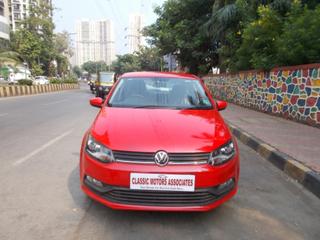 2016 Volkswagen Polo 1.2 MPI Comfortline