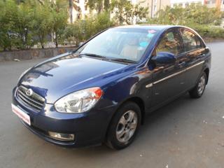 2009 Hyundai Verna XXi ABS (Petrol)