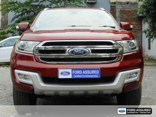 2016 Ford Endeavour 2.2 Trend AT 4X2