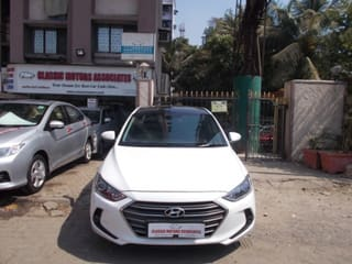 2017 Hyundai Elantra 2.0 SX Option AT