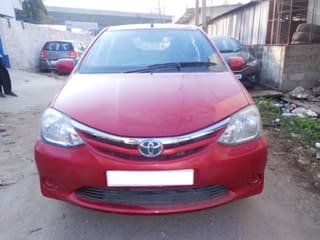 2011 Toyota Etios GD SP