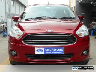 2015 Ford Aspire Titanium Automatic