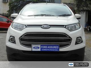2015 Ford EcoSport 1.5 TDCi Titanium Plus