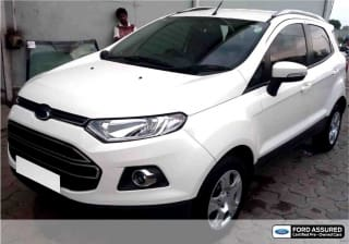 2016 Ford EcoSport 1.5 TDCi Trend Plus BE