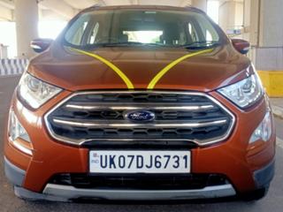 2018 Ford Ecosport 1.5 Petrol Titanium Plus BSIV