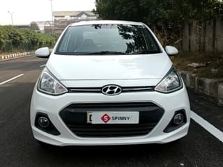 2015 Hyundai Xcent 1.2 Kappa AT SX Option
