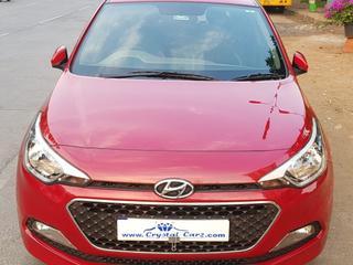 2017 Hyundai Elite i20 Petrol Asta