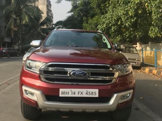 2017 Ford Endeavour 2.2 Trend AT 4X2