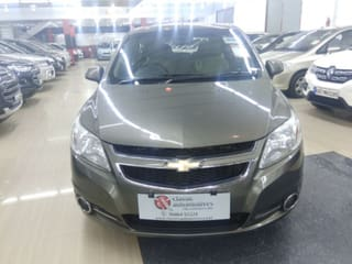 2015 Chevrolet Sail LS ABS