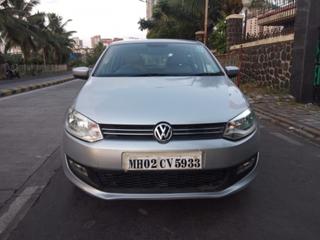 2013 Volkswagen Polo 1.5 TDI Comfortline