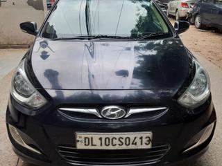 2013 Hyundai Verna SX CRDi AT