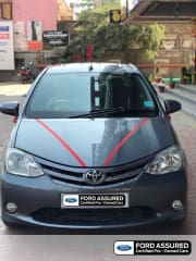 2013 Toyota Etios GD Safety
