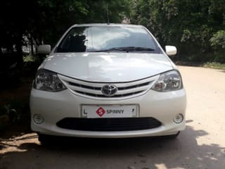 2012 Toyota Etios Liva 1.2 G
