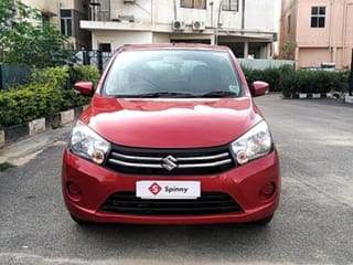 2017 Maruti Celerio ZXI Optional AMT BSIV