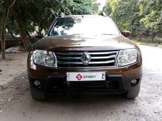 2014 Renault Duster Petrol RxL