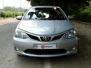 2015 Toyota Etios Liva 1.2 VX
