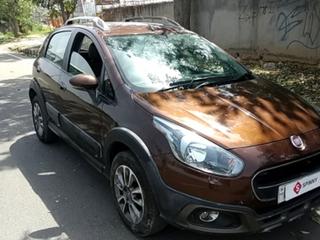 2014 ఫియట్ అవెంచురా ఫైర్ డైనమిక్