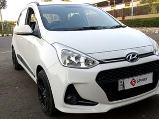 2018 Hyundai Grand i10 1.2 Kappa Sportz