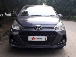 2017 Hyundai Grand i10 1.2 Kappa Sportz