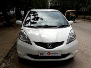 2011 Honda Jazz 1.2 E i VTEC