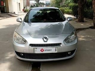 2012 Renault Fluence E2 D