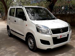 2016 Maruti Wagon R LXI BS IV