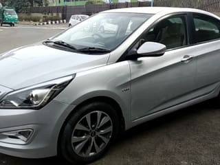 2015 Hyundai Verna CRDi 1.6 SX Option