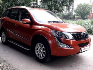 2015 Mahindra XUV500 W10 AWD