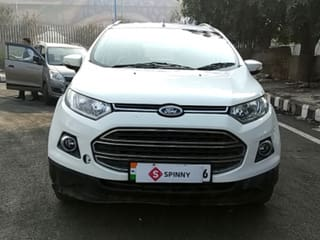 2013 Ford EcoSport 1.5 Petrol Titanium Plus AT