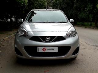 2015 Nissan Micra XL CVT