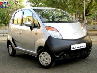 2011 Tata Nano Lx BSIII
