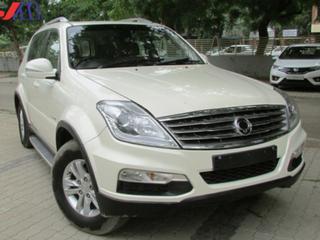 2013 Mahindra Ssangyong Rexton RX7