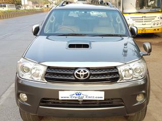 2011 Toyota Fortuner 4x4 MT