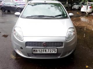 2009 Fiat Grande Punto Active (Diesel)