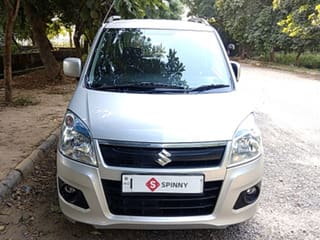2014 Maruti Wagon R VXI Plus