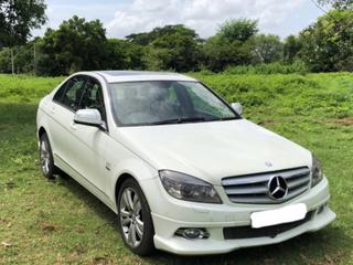 2009 Mercedes-Benz New C-Class C 220 CDI Sport Edition