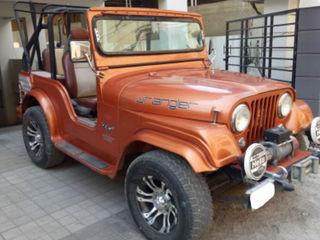 1985 Jeep Kaiser Vintage