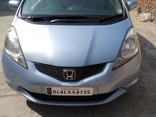 2009 Honda Jazz Select Edition