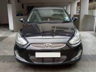 2011 Hyundai Verna SX CRDi AT