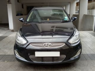 2011 Hyundai Verna SX CRDi AT